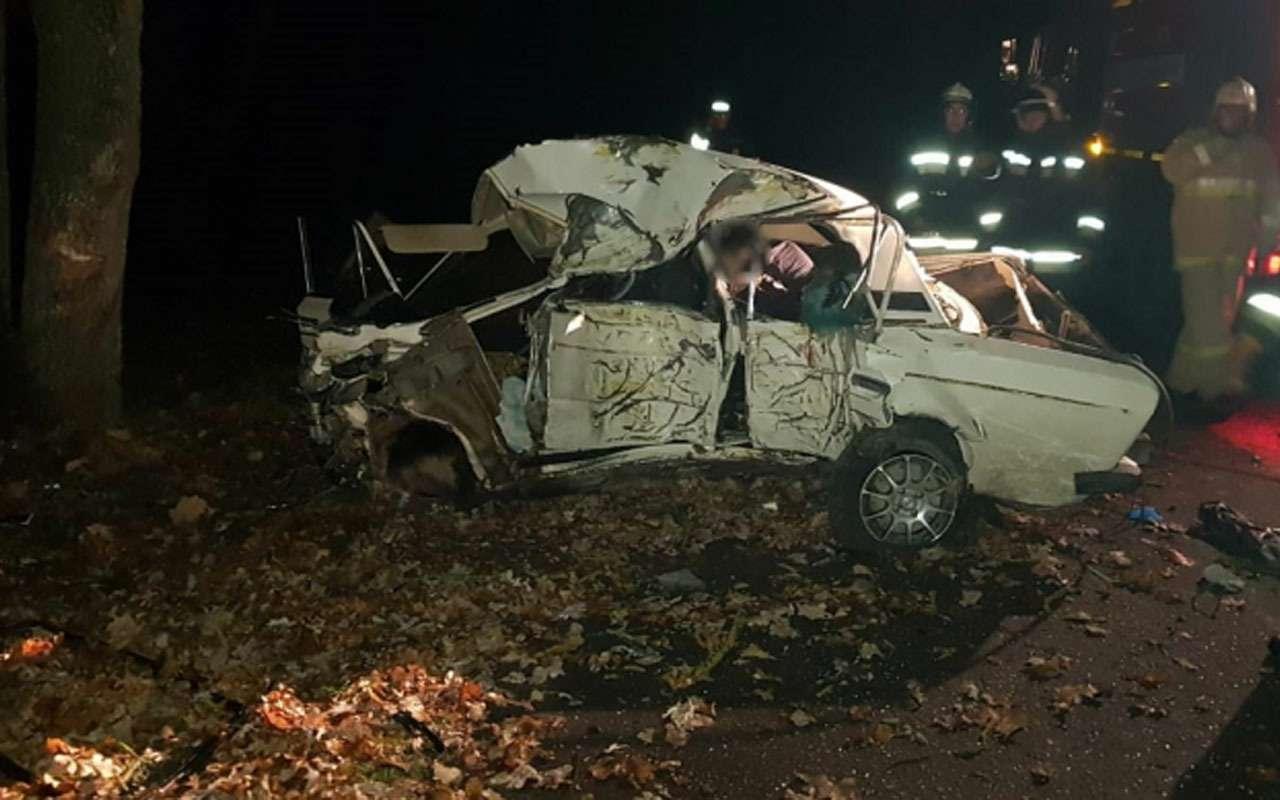 Ночные заезды: компания подростков разбилась насмерть— фото 1001408