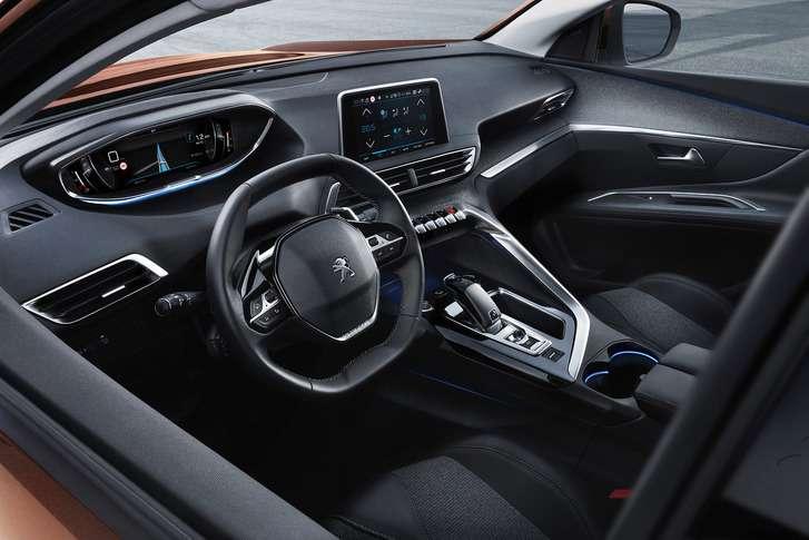 Новый Peugeot 3008 приедет вРоссию вэтом году— фото 697901