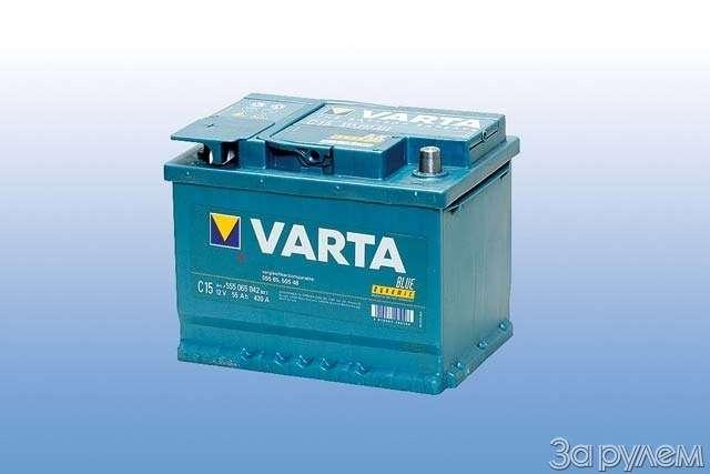 Тест аккумуляторов: НЕРОВЕН АМПЕР-ЧАС...— фото 64555