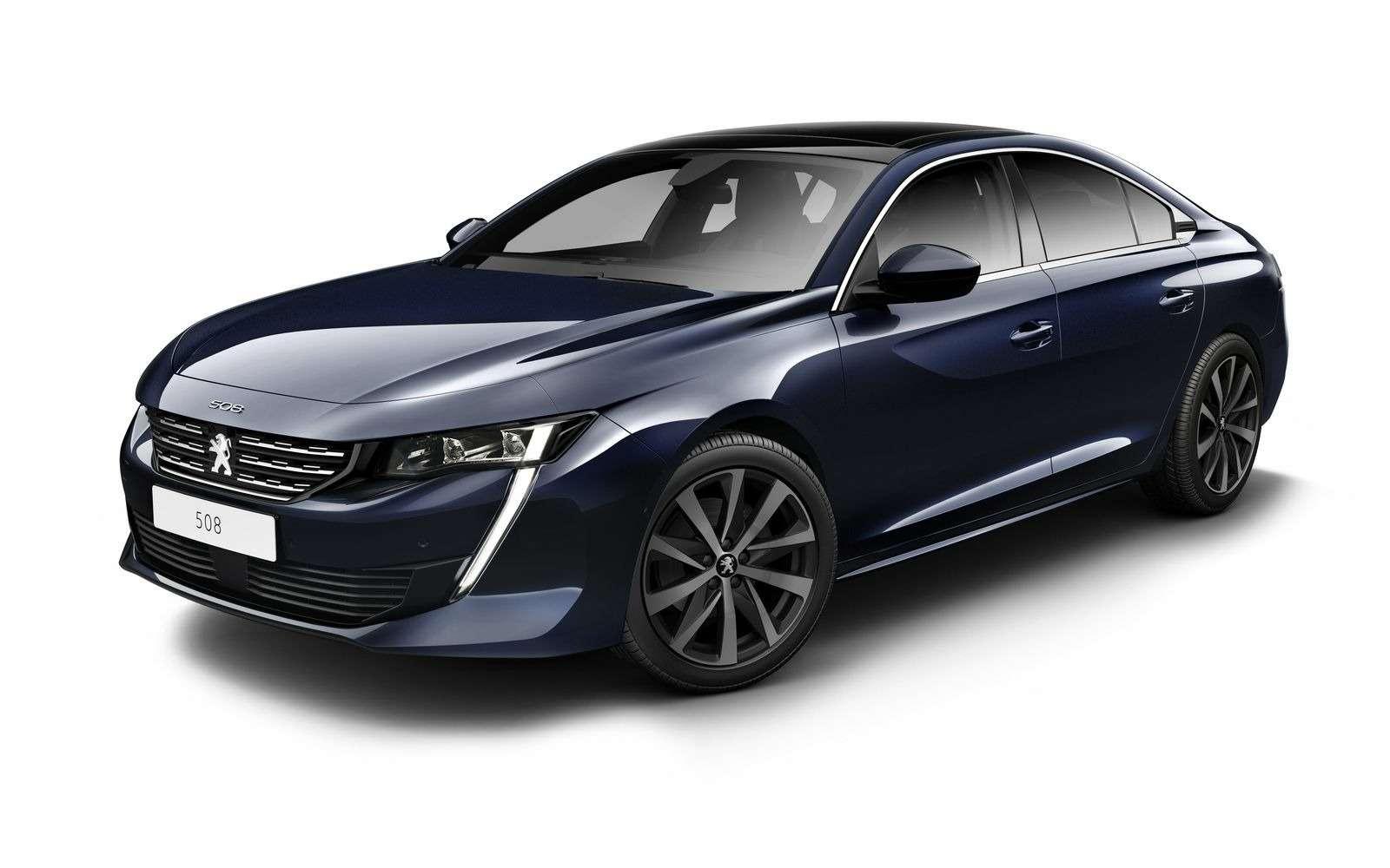 Новый Peugeot 508: французы хотят конкурировать сAudi— фото 847585