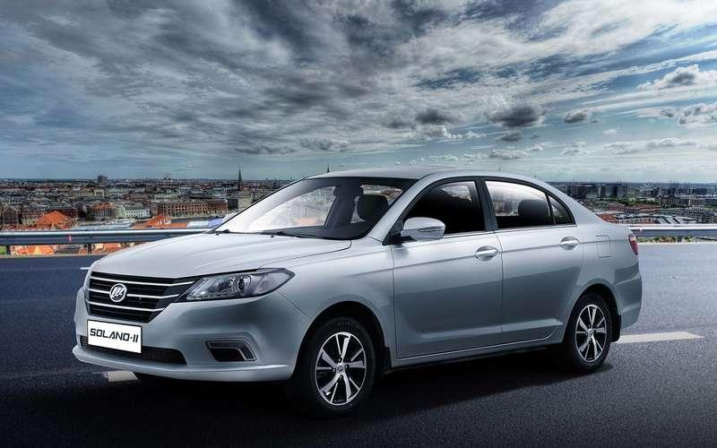 Известны китайские автомобили ссамой низкой исамой высокой ценой