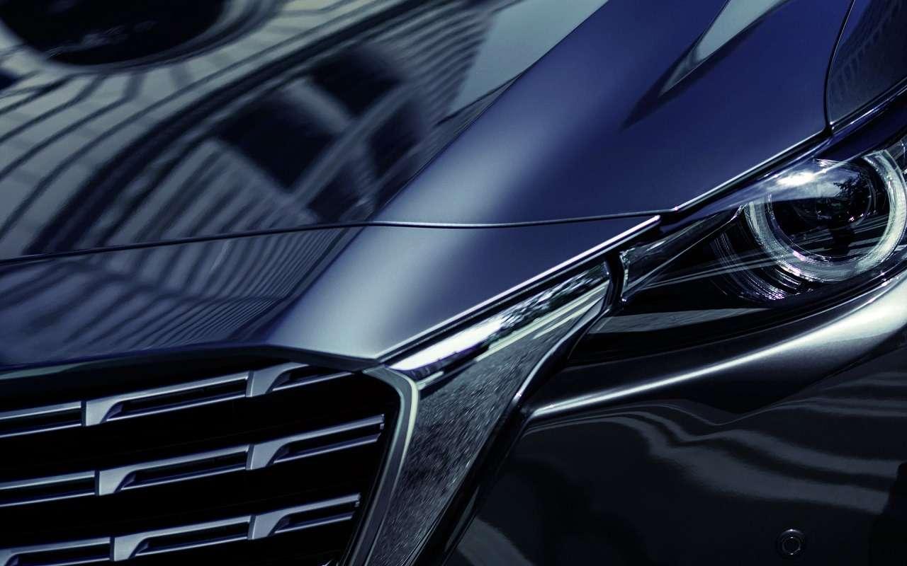 Обновленная Mazda CX-9: известна цена топ-версии— фото 1223446