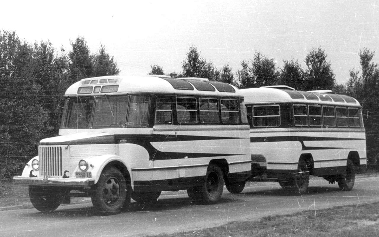 9 самых необычных советских автобусов (итроллейбусов)— фото 1258919