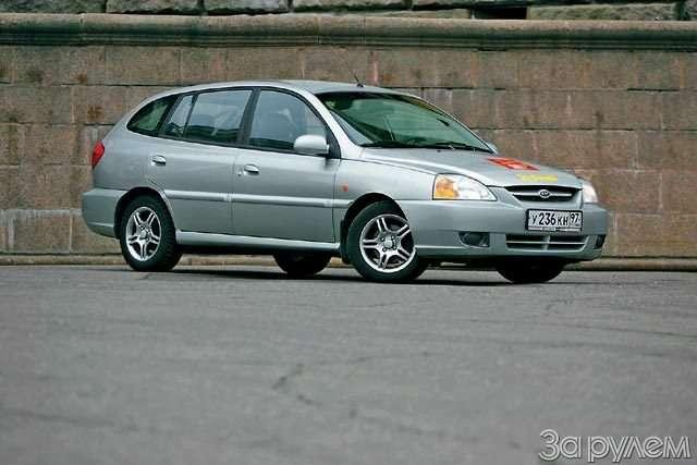 Опыт эксплуатации редакционных Ford Focus, Kia Rio, Шевроле-Нива, Hyundai Accent, Renault Symbol. Второгодники.— фото 59862