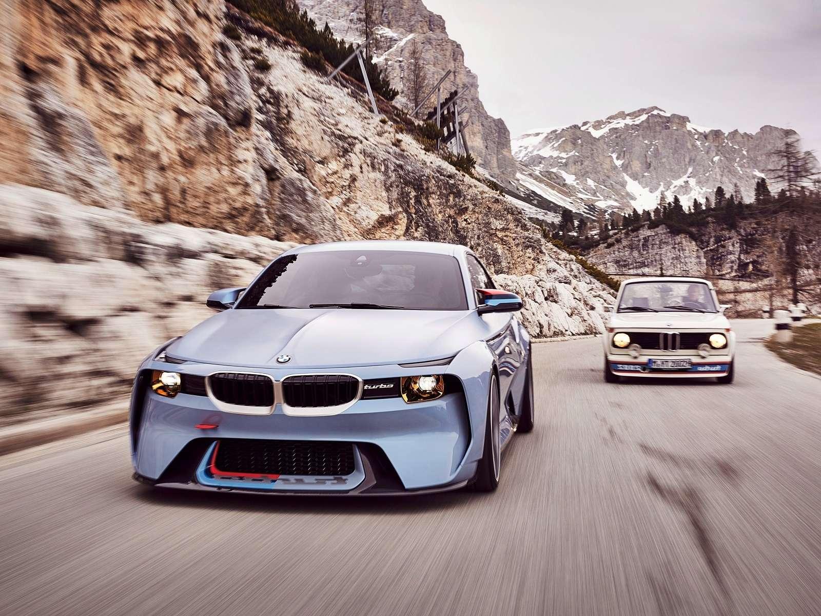 Иллюзия легенды: BMW поупражнялась натему 2002 turbo— фото 590508