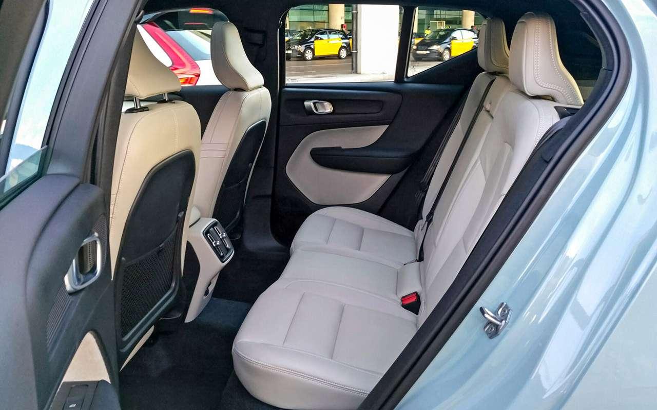 Новый кроссовер Volvo XC40— тест-драйв «Зарулем»— фото 838116