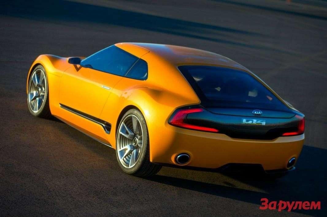 KiaGT4 Stinger Concept