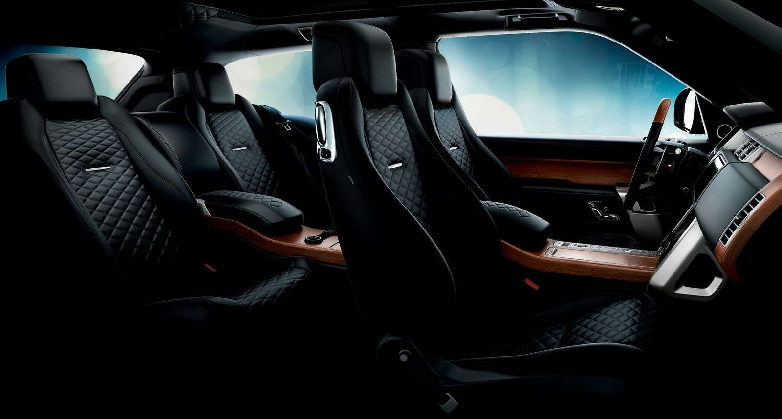 Range Rover SVCoupe: трехдверный, ноне укороченный!— фото 851204