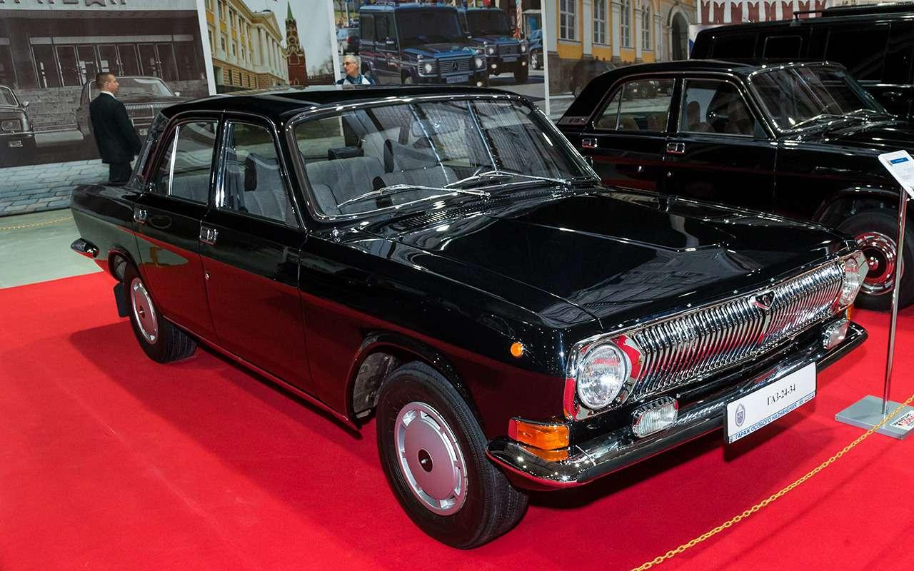 В гараже ушпионов: секретные автомобили СССР— фото 834141