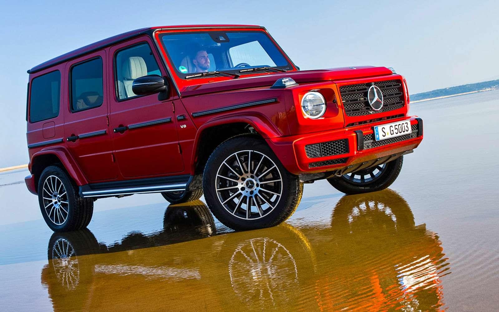 Назван самый крутой новый SUV вРоссии— фото 960996