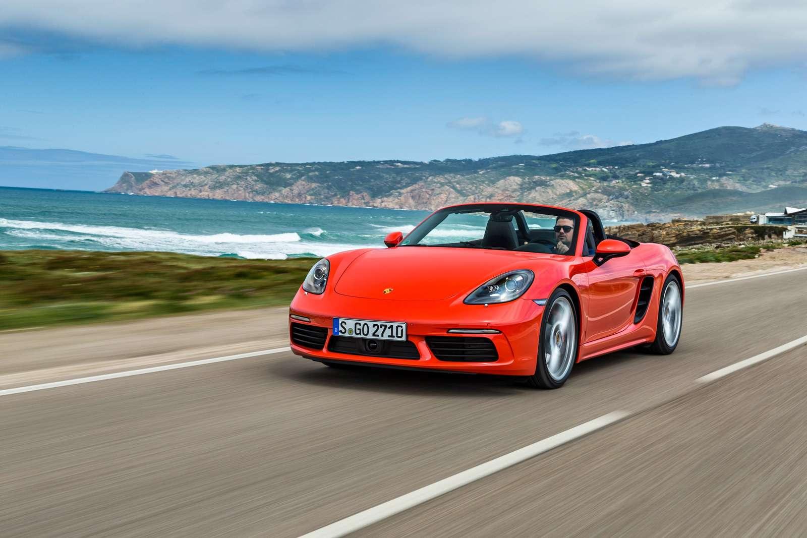 Тест Porsche 718 Boxster: эйфория литеры S— фото 596482