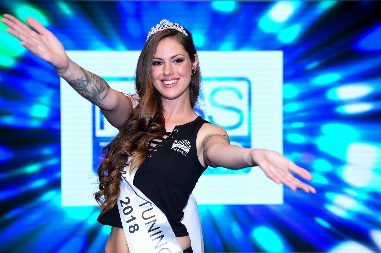 Победительница конкурса Miss Tuning 2018+ галерея ееконкуренток— фото 870317