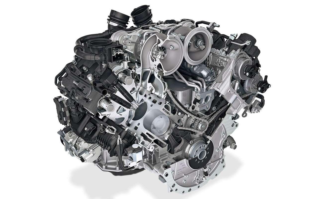 Новый Porsche Cayenne: все самое интересное— внутри— фото 825995
