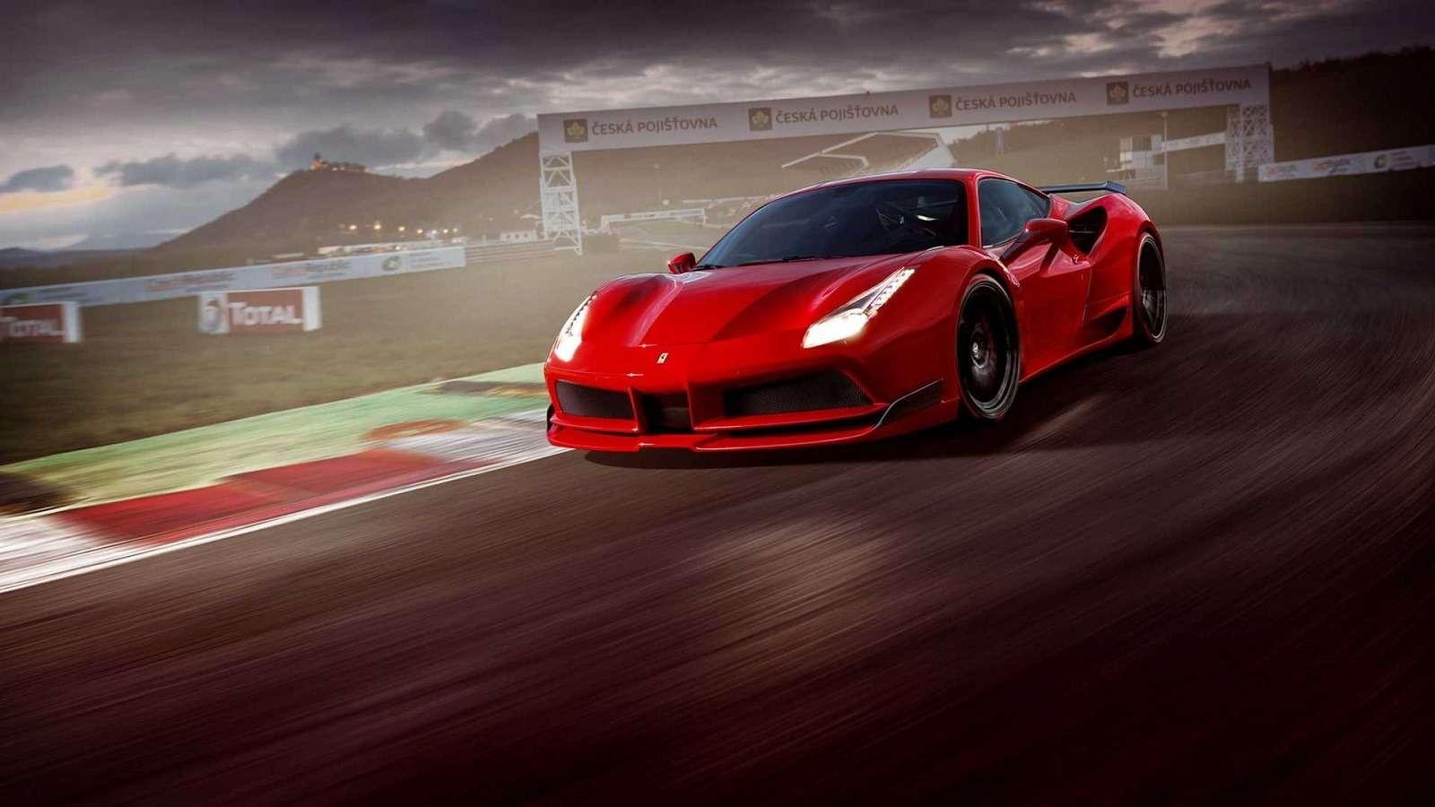 Кто это купит?! 22штуки— тираж совсем уже сумасшедших Ferrari— фото 759953