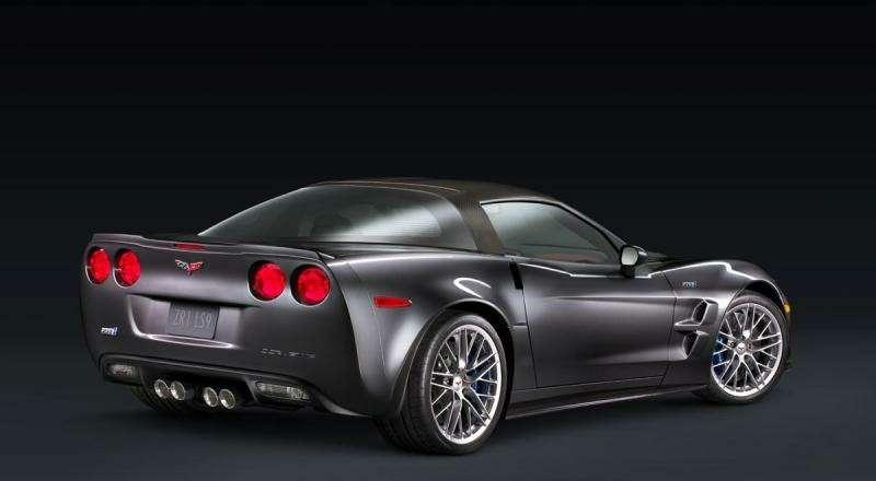Chevrolet Corvette ZR-1на трассе Нюрбургринга: 7:26.4на круг— фото 348841