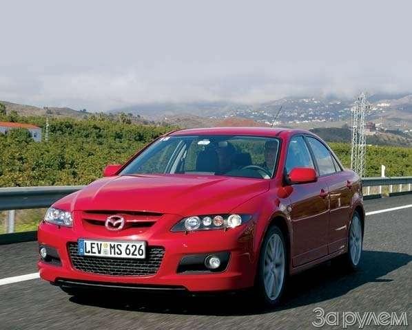 Mazda 6MPS Искусство единения— фото 63568
