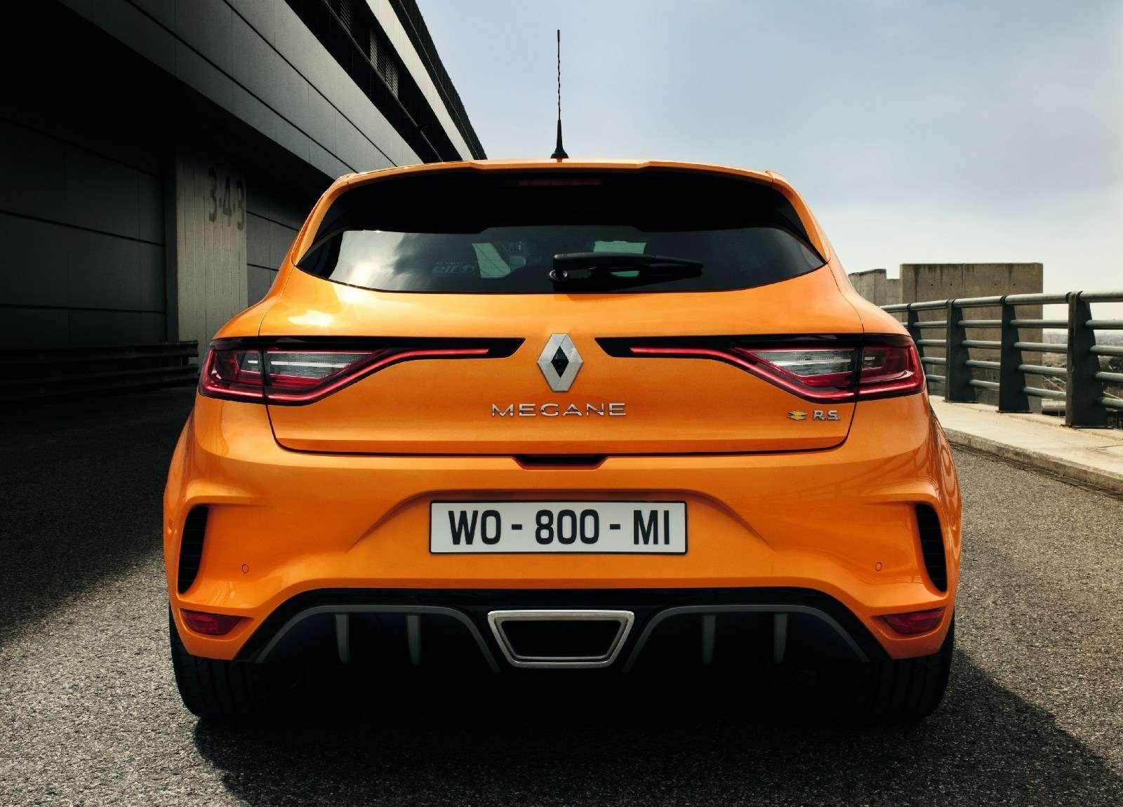 Renault Megane RS: хот-хэтч cдвигателем отспорткара— фото 793720
