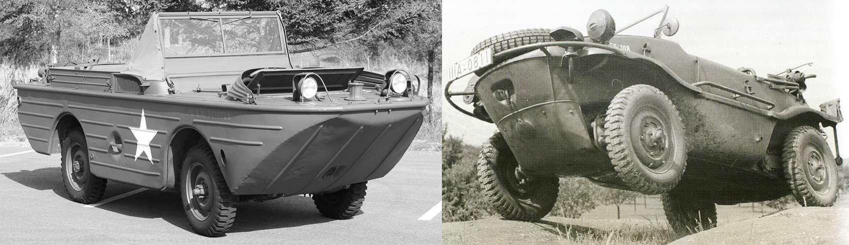 Автомобили Великой Отечественной: битва конструкций— фото 584388