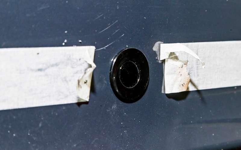 Устанавливаем парктроник: глаза назатылке