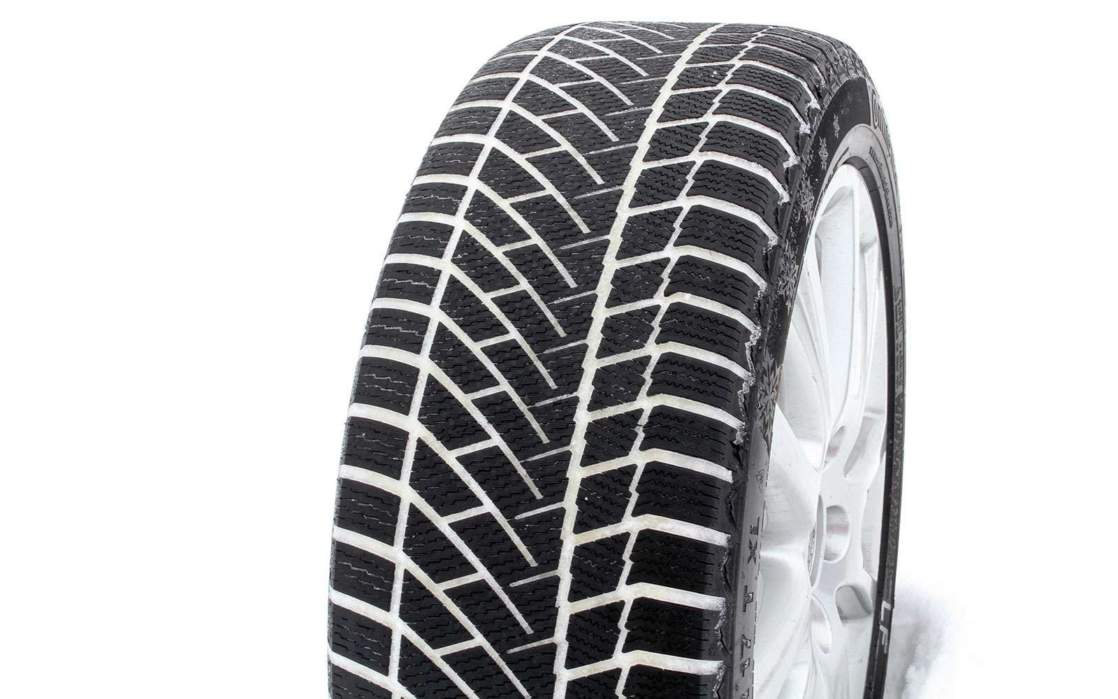 Большой тест нешипованных шин 225/45R17: иникаких гвоздей— фото 648920