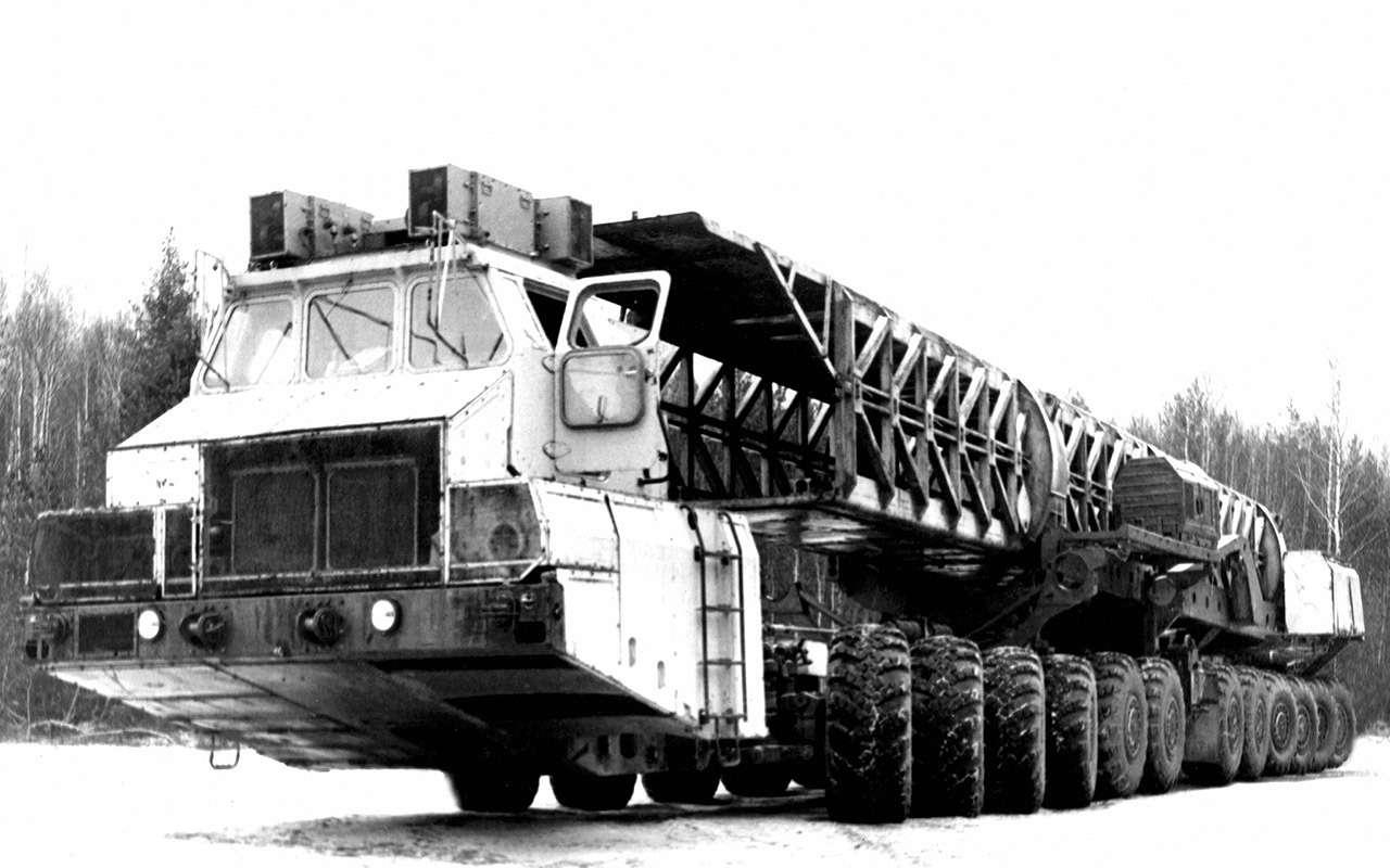 Нарочно непридумаешь: 10самых чудных советских грузовиков— фото 1274704