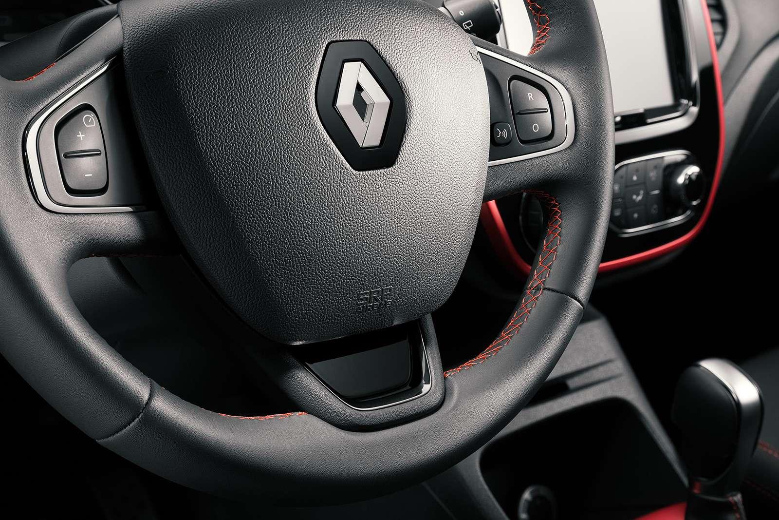Renault Kaptur получил новую версию. Теперь сЯндекс.Авто иоплаченным интернетом— фото 887457