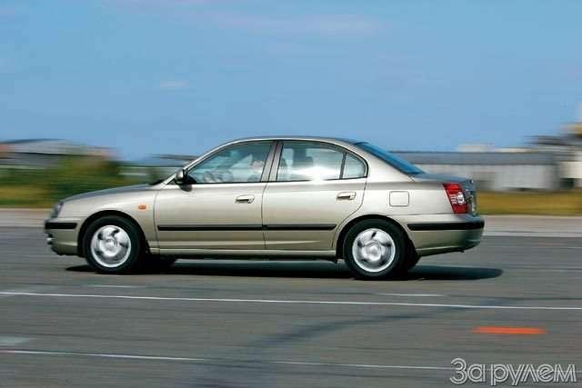 Hyundai Elantra 1.8. Надбавка длясемейных— фото 59791