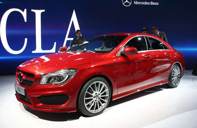 no copyright 2014 mercedes benz cla
