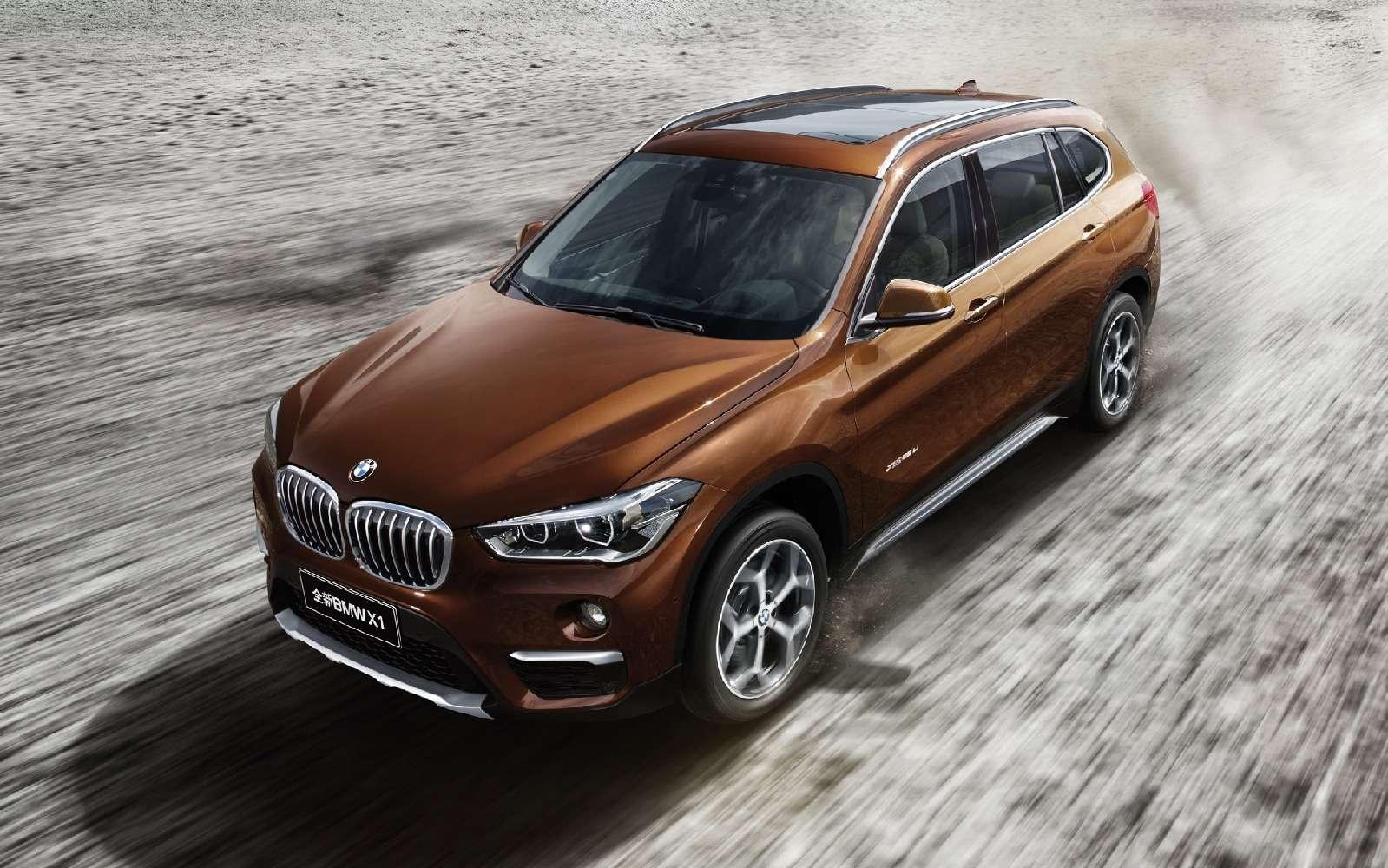 BMWX1Long: китайский рынок вытянет всех!— фото 580096