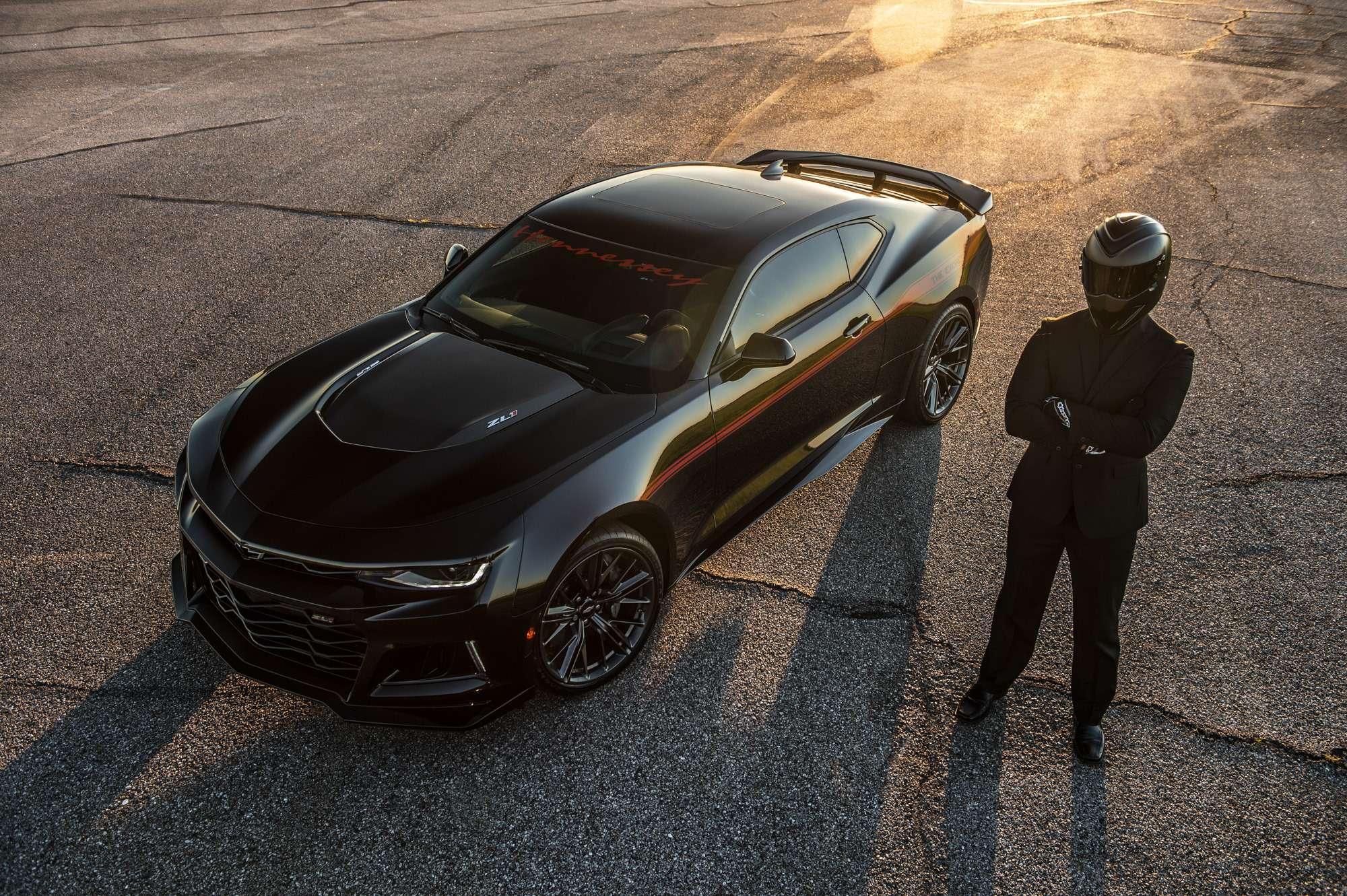 Изгоняющий Демона: Chevrolet Camaro ZL1 стал Экзорцистом— фото 732725