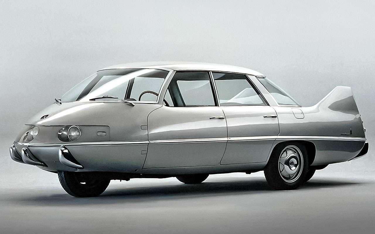 Pininfarina Х (1960)