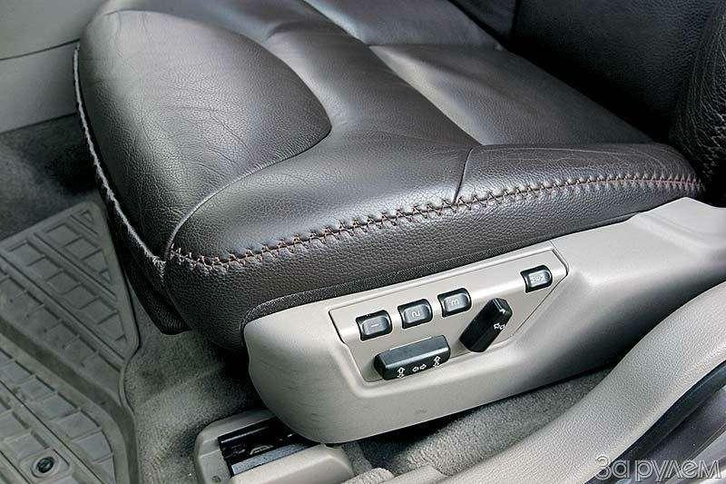 Тест Audi A6Allroad, Cadillac SRX, Volvo XC70. Выше среднего— фото 67353