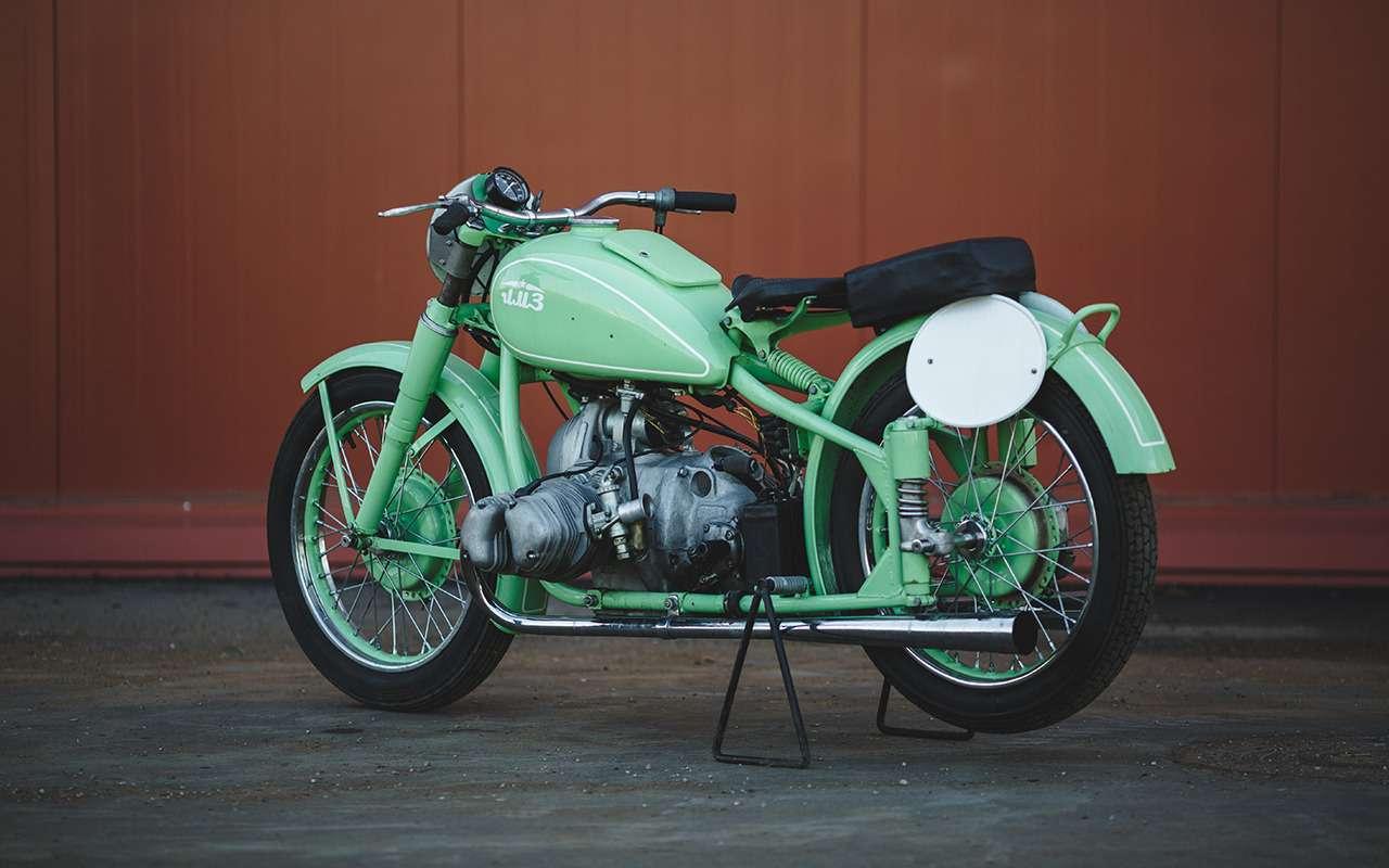 10самых крутых мотоциклов СССР— фото 902446