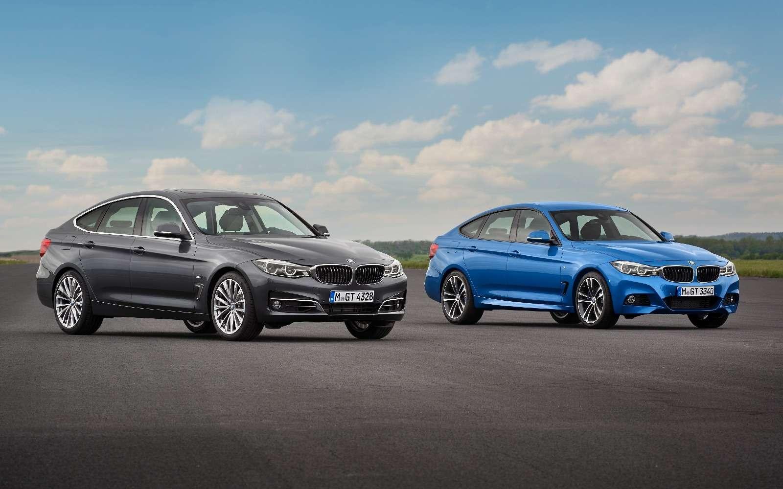 Обновленный BMW 3-й серии GT: урок эффективного менеджмента— фото 593842