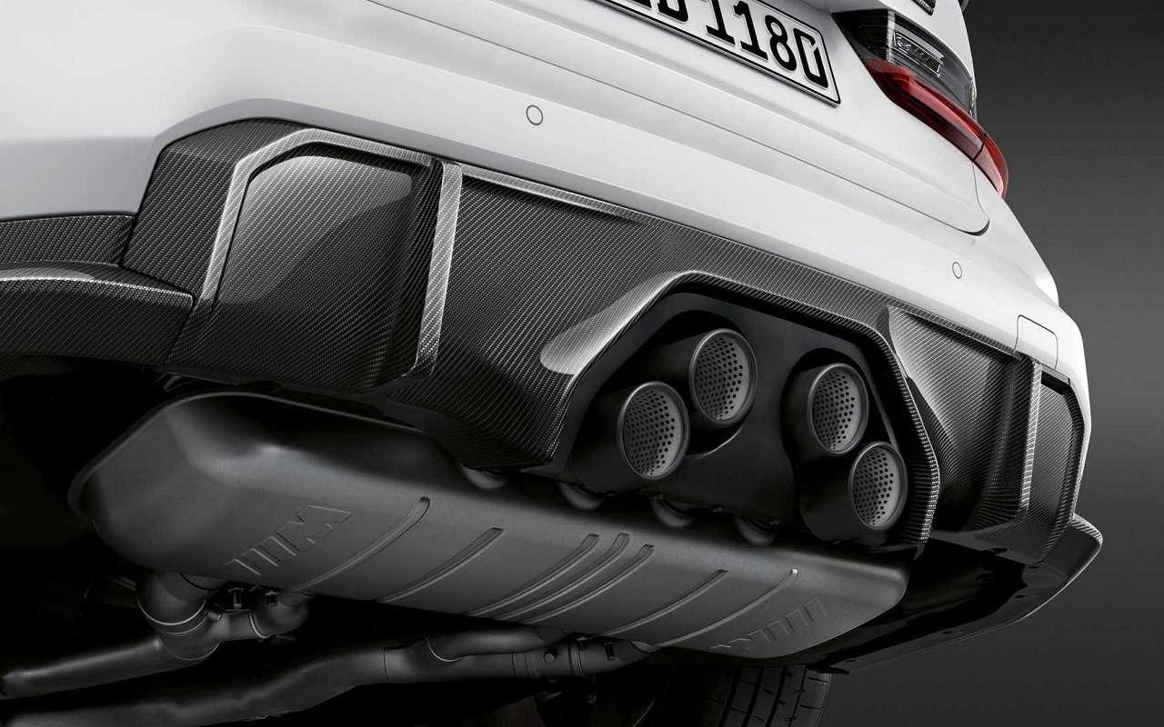 Новые BMW M3и M4и тюнинг дляних— фото 1170389