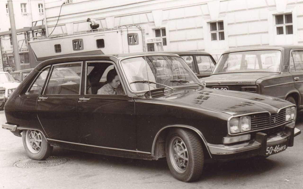 Иномарки вСССР: машины, которые нам недостались (аведь могли!)— фото 1249847