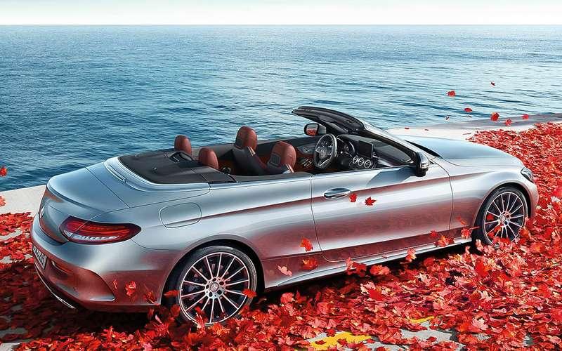 Mercedes-Benz C-Класс Кабриолет