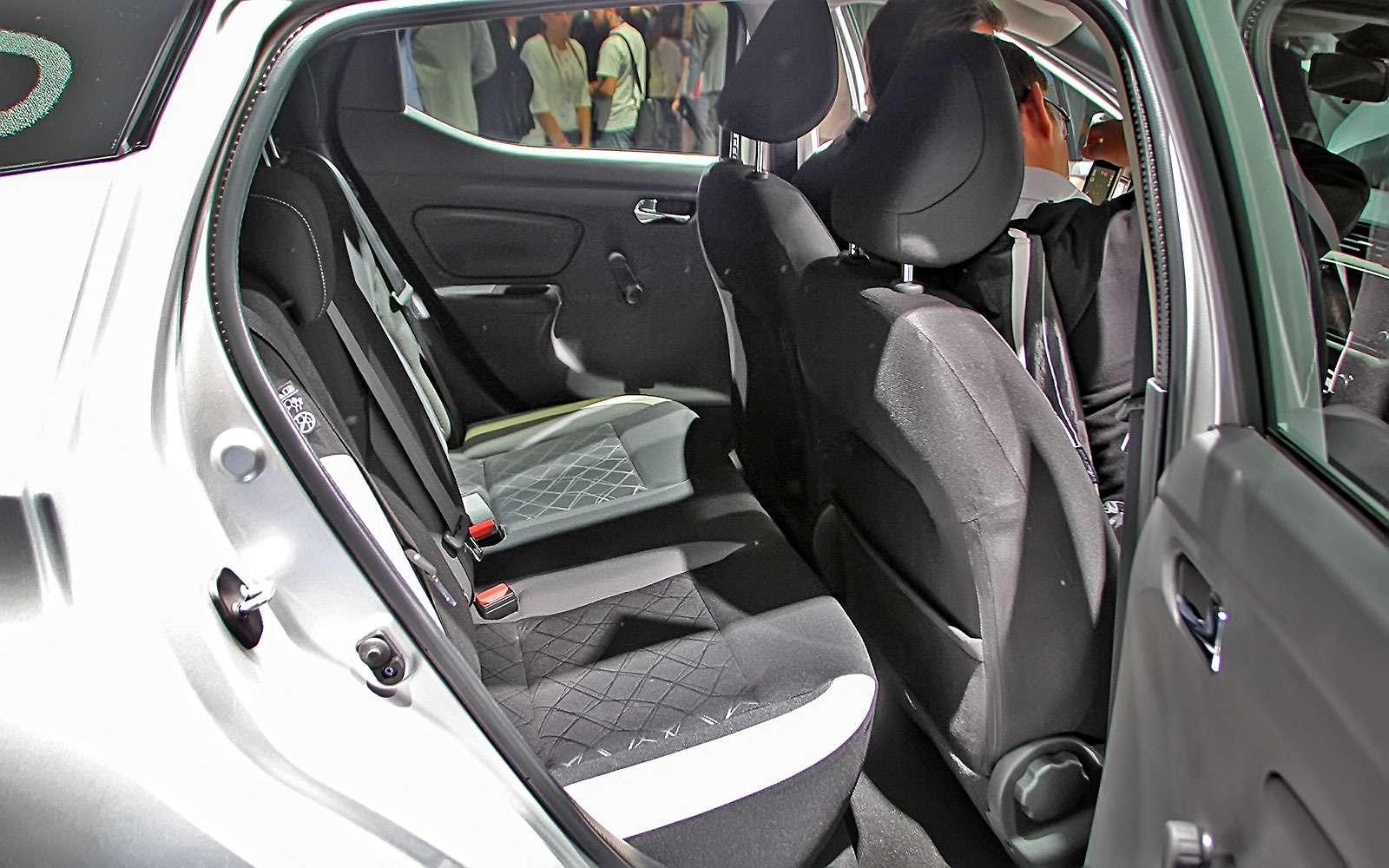 Nissan Micra породнилась с«клюшкой»— фото 641765
