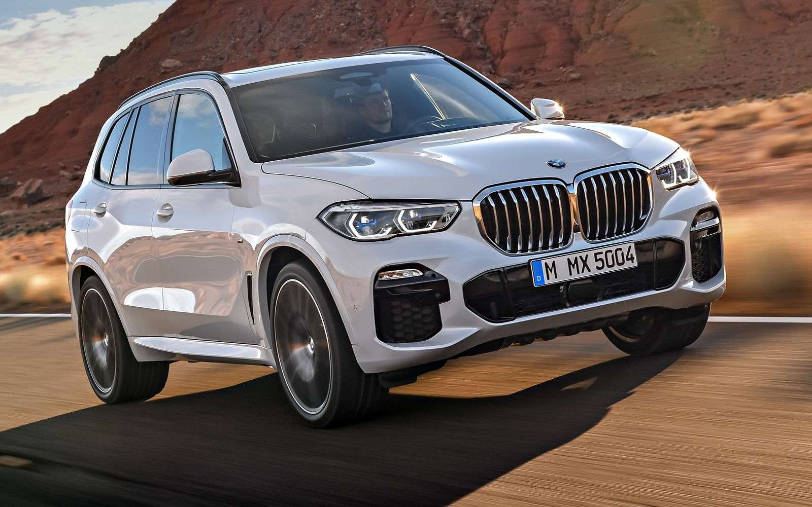 Новый BMW X5: приборная революция!— фото 876633