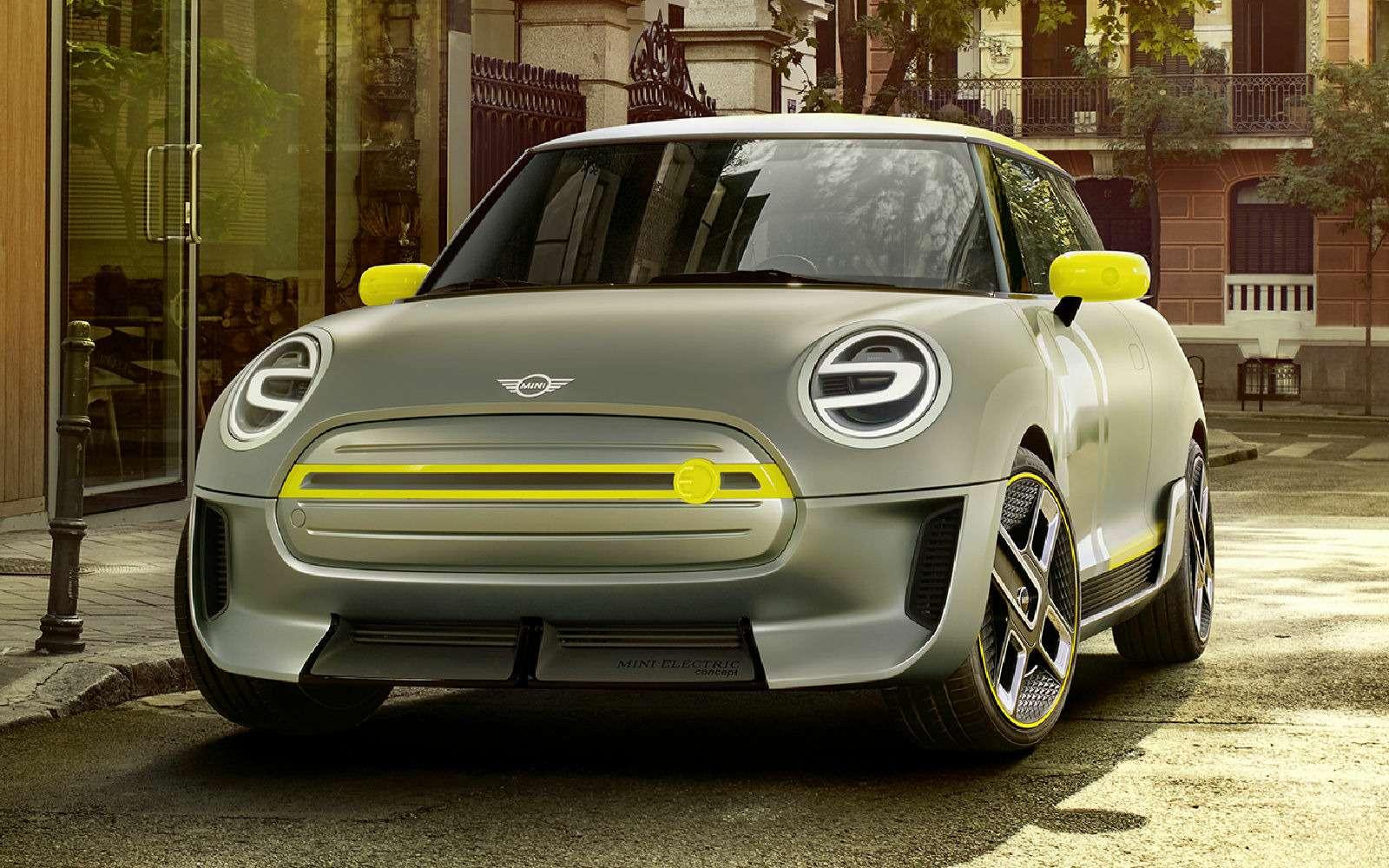 Вторая попытка: Mini анонсировала новый электромобиль— фото 789221
