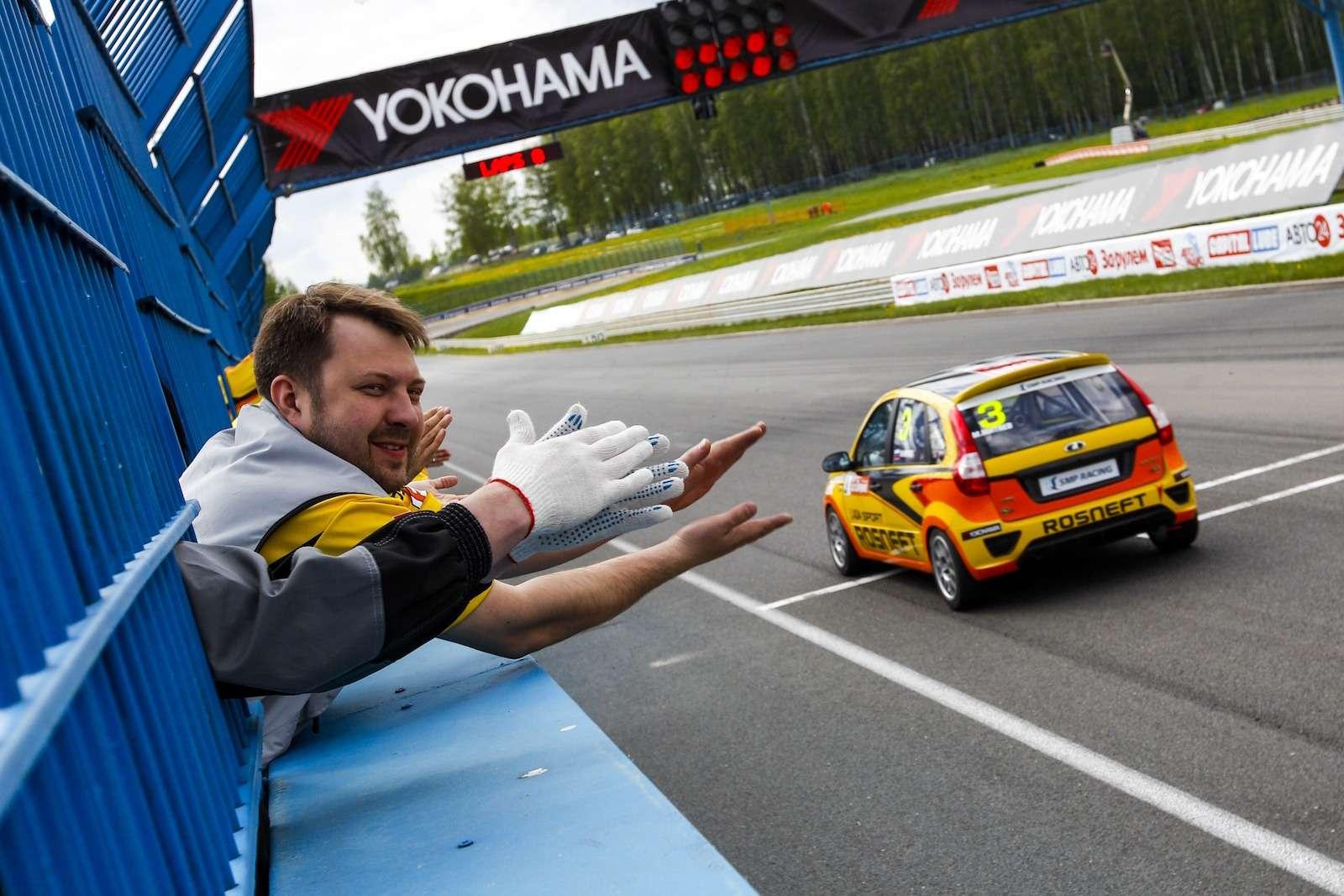 Lada против всех: есть лиуроссийской марки шансы победить вгонках?— фото 591037