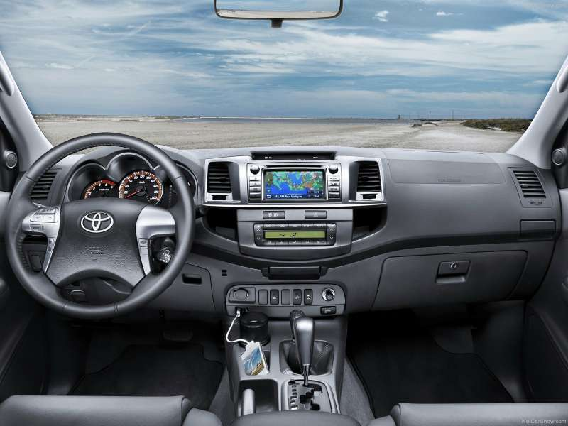 Toyota Hilux, 2005/2011гг.
