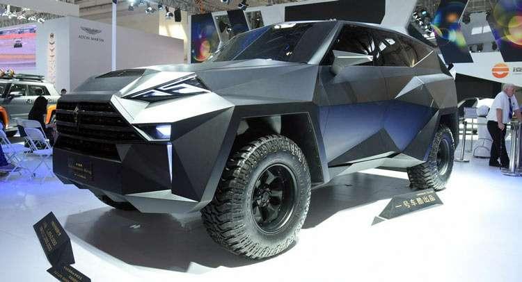 IATKalman: китайский Форд за2млн долларов— фото 581107