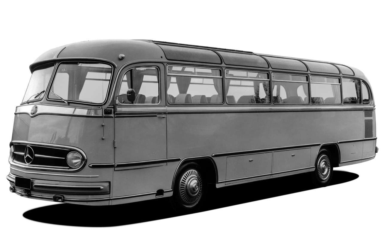 Автобус нашей юности: помните его особый звук?— фото 1155849