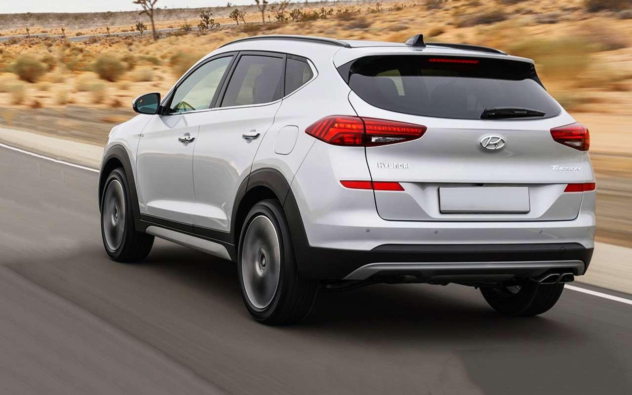 Всееще неверю, что онмой: честный отзыв владельца Hyundai Tucson— фото 975974