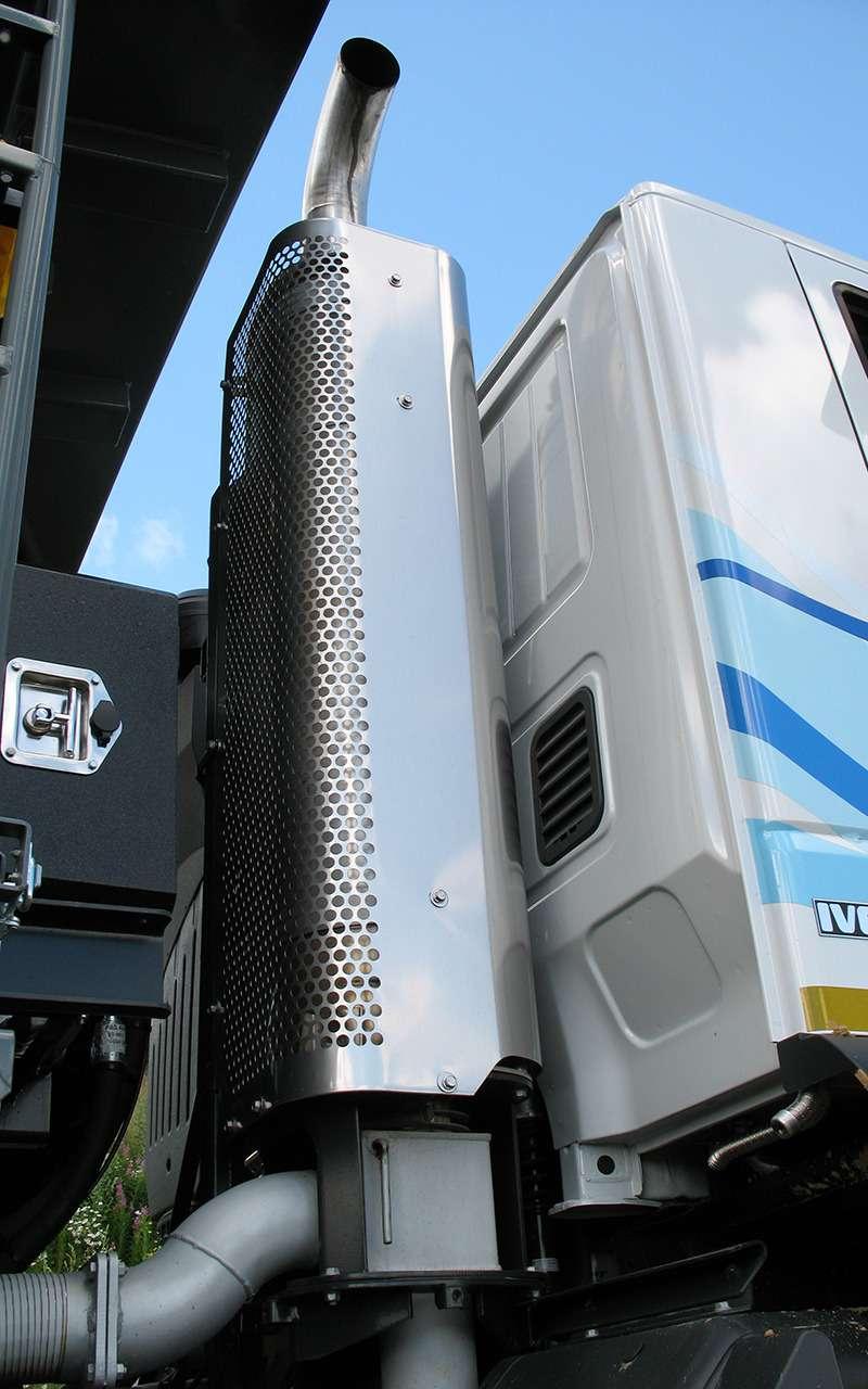 Тяжелые грузовики IVECO Trakker: все особенности— фото 1233420