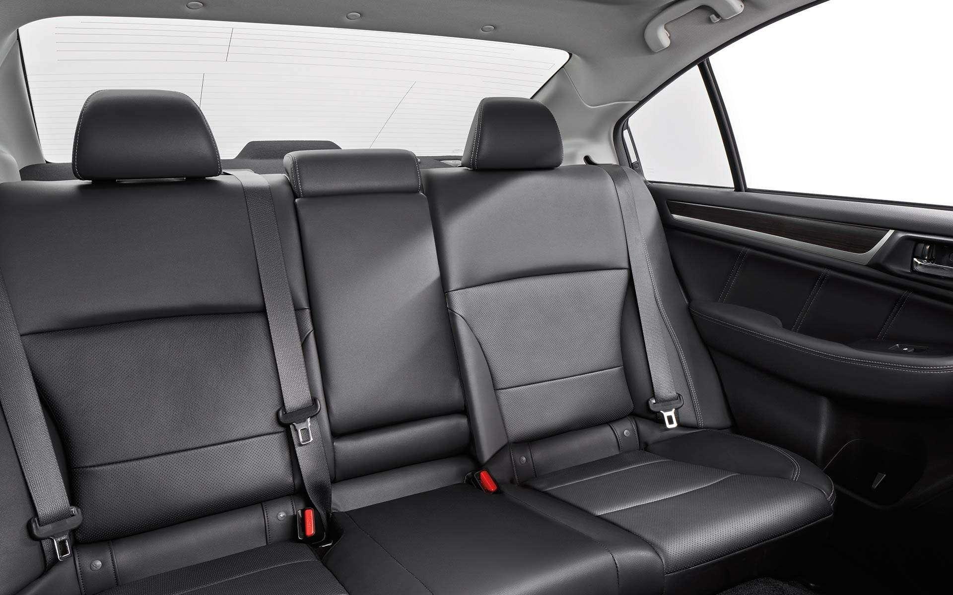 Subaru возвращает вРоссию седан Legacy— фото 816579