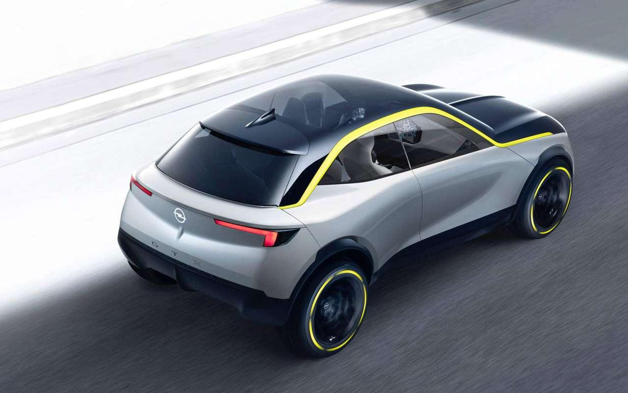 Opel готовит 8новых иобновленных моделей— фото 912913