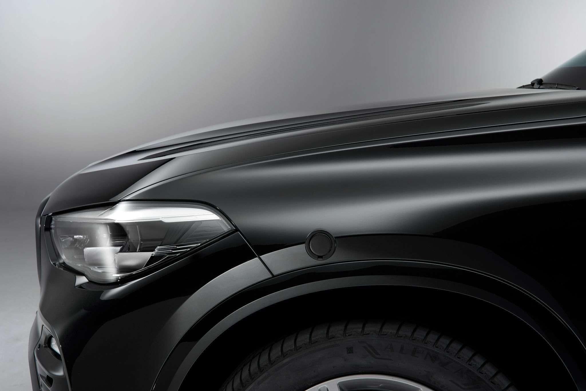 ДляРоссии иАфрики: новый бронированный BMW X5— фото 994330