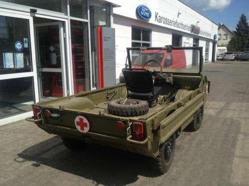 «Почти новый ибез пробега»: вГермании выставили напродажу ЛуАЗ-967— фото 823008